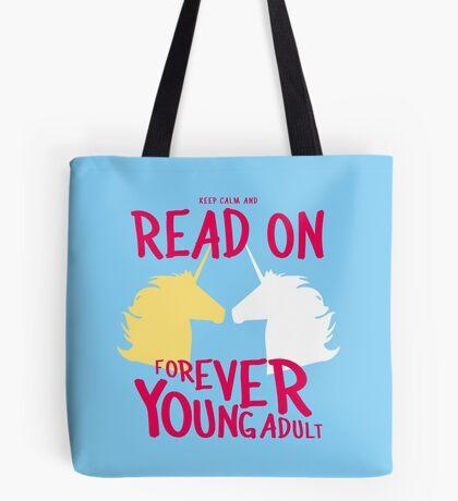 Keep Calm and Read On, FYA Tote Bag
