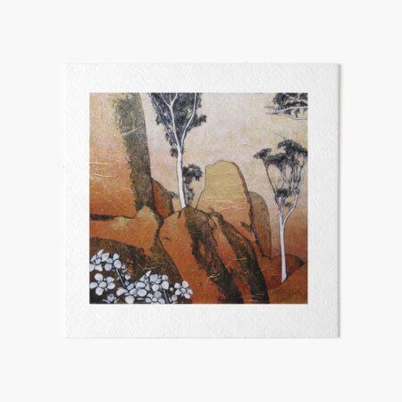 Eucalyptus 2 Art Board Print