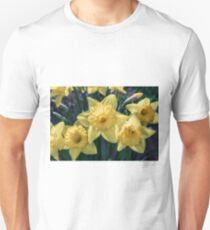 Spring Time Daffodils Unisex T-Shirt