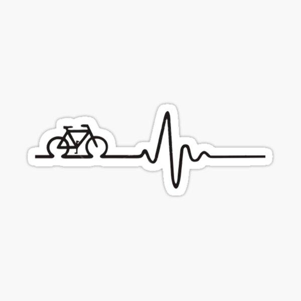 BICYCLETTE Sticker