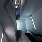 Stairs of Wonder by John Velocci