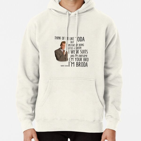 "How I met your Mother - ""Broda"" Barney Stinson Sudadera con capucha"