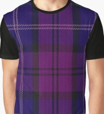 Highland Destiny Tartan  Graphic T-Shirt