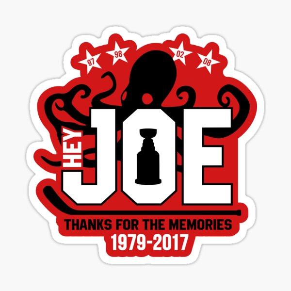 Hey Joe, Thank You! Sticker