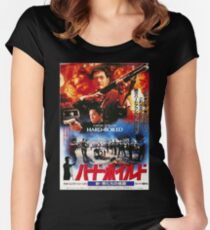 Hardboiled Women's Fitted Scoop T-Shirt