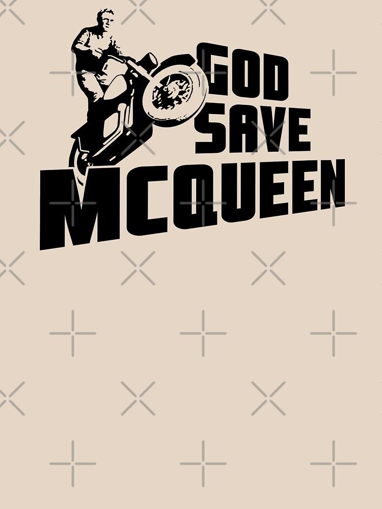 God Save McQueen by dutyfreak