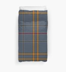 Historic Caledonian Railway Enthusiasts', The Tartan  Duvet Cover
