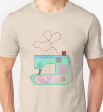 Sewing has my heart T-Shirt