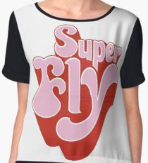 Super Fly! Chiffon Top