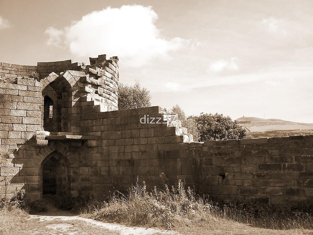 old ruins by dizz37