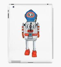 Retro Tin Robot No. 3 iPad Case/Skin