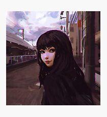 Aobadai Photographic Print