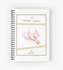 Cuaderno de espiral Las crónicas de Pepperwood