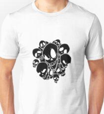 Skullpile (INVERTED) Unisex T-Shirt