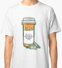 Purrozac Perscription Classic T-Shirt
