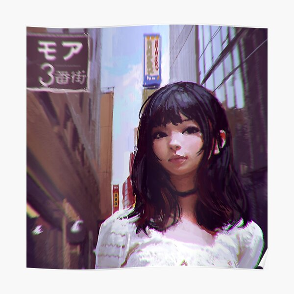 Shinjuku Poster