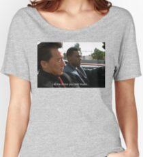 Jun Tao Is Everywhere Women's Relaxed Fit T-Shirt