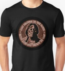 COPPER CHIEF SITTING BULL  #standwithstandingrock Unisex T-Shirt