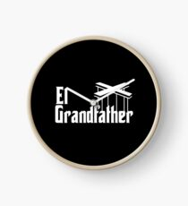 El Grandfather Clock