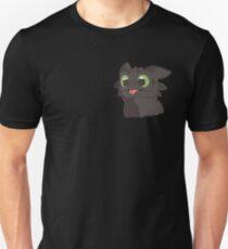 Toothless Bleh Unisex T-Shirt