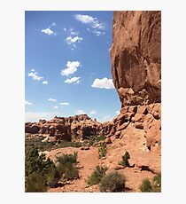 Utah Rock Photographic Print