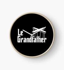 Le Grandfather Clock