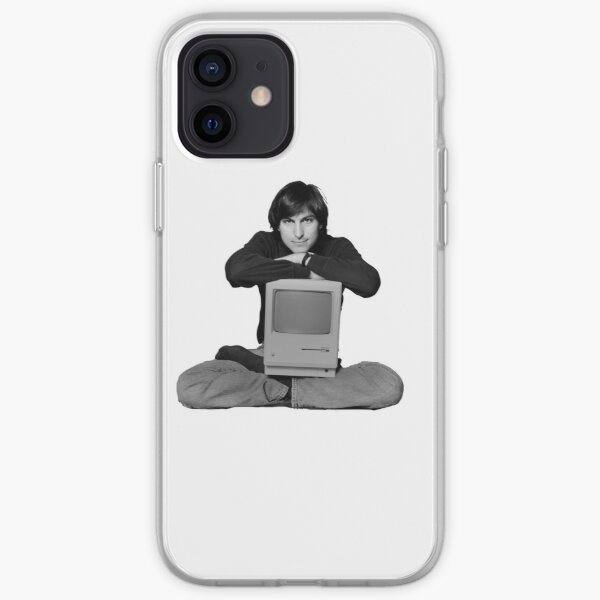 Young Steve iPhone Soft Case