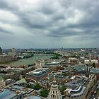 London panorama by wildrain
