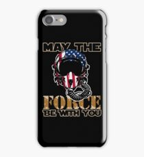 May the Air Force be With You! iPhone Case/Skin