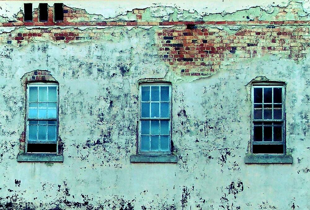 The Spirit lives on. by Belinda Fraser