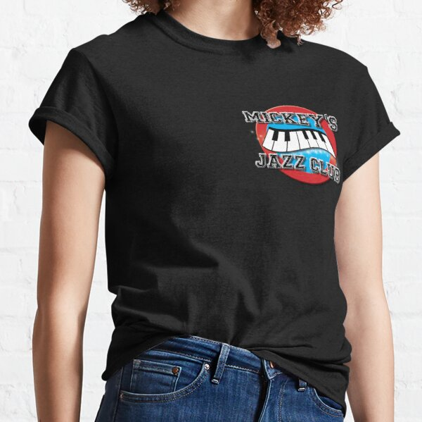 Mickey's Jazz Club Classic T-Shirt
