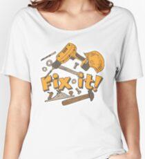 Fix it! Again! Women's Relaxed Fit T-Shirt