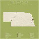 Nebraska Golf Courses by FinlayMcNevin