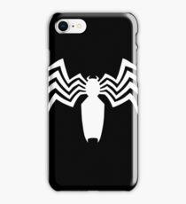 Venom Symbol iPhone Case/Skin