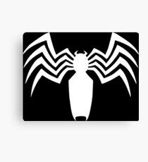 Venom Symbol Canvas Print