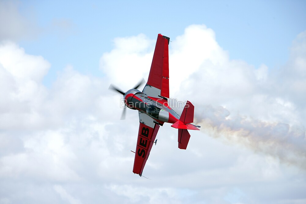 Aerobatics by Barrie Collins