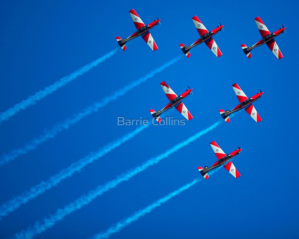The Roulettes by Barrie Collins