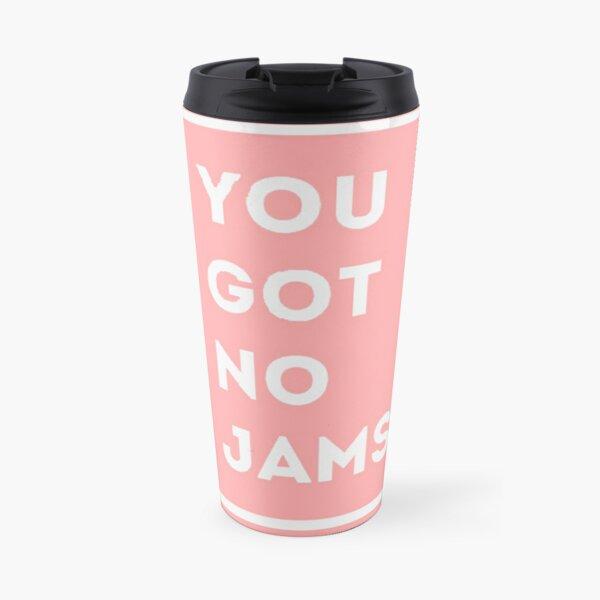 BTS/Bangtan Sonyeondan - You Got No Jams (Pink) Travel Mug