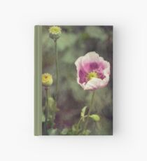 Opium Poppy Hardcover Journal