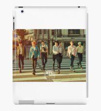 BTS/Bangtan Sonyeondan - Group Teaser  iPad Case/Skin