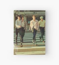 BTS/Bangtan Sonyeondan - Group Teaser  Hardcover Journal
