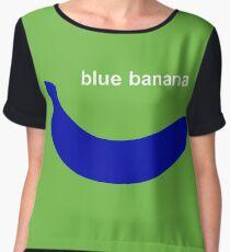 blue banana Women's Chiffon Top