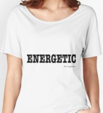 Energetic Women's Relaxed Fit T-Shirt