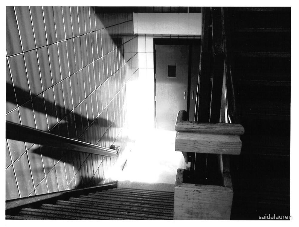 Staircase by saidalauren