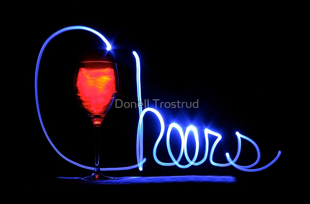Cheers by Donell Trostrud