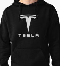 Tesla Motors Pullover Hoodie