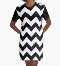 Black Lodge - Twin Peaks Graphic T-Shirt Dress