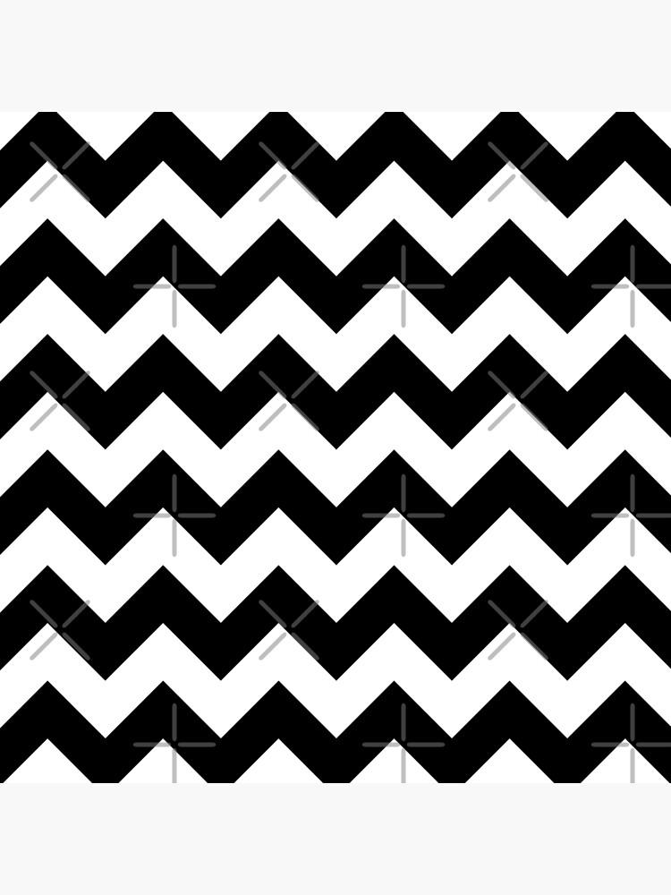 Schwarze Lodge - Twin Peaks von wadekording