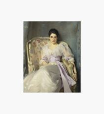 John Singer Sargent - Lady Agnew Of Lochnaw (1865 - 1932) Art Board