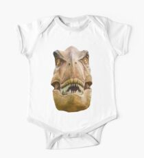 Tyrannosaurus rex with a grin Kids Clothes
